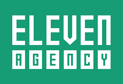 Logotype of Eleven Agency