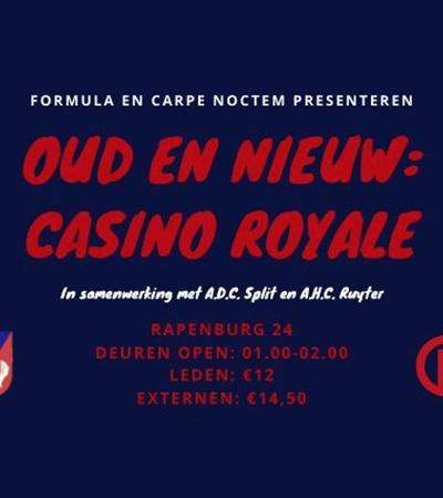 Oud & Nieuw: Casino Royale